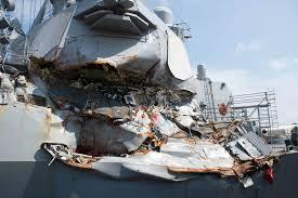 Navy Seamanship How High Tech Navy Went Off Course On Basic Seamanship