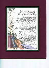 Amazon For My Daughter On Graduation Day 40 A Graduation Custom Graduation Quotes For Daughter