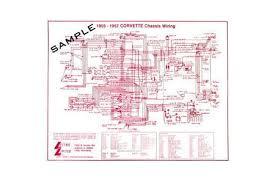 1978 corvette wiring diagram corvette wiring diagrams for 1964 Corvette Wiring Diagram #48