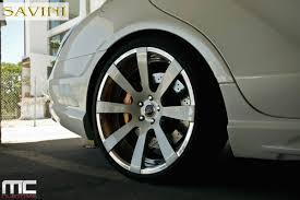 Merceds-Benz CLS 63 AMG S on Savini Duoblock Wheels