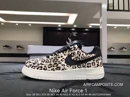 Nike Air Force 1 Af1 Wmns Air Force 1 Lx Leopard White Super