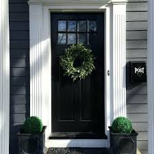black front doors with glass amazing black front door best ideas about doors on throughout entry