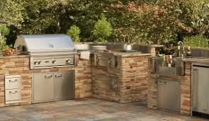 Master Forge Outdoor Kitchen Huge Outdoor Kitchen Bbq Grill Sink Refrigerator Side Grill For
