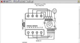 spark plug wire diagram 1996 gmc savana spark plug wiring diagram for a 5 7 liter see below new and