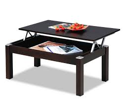 Coffee Table Turns Into Dining Table Furniture Adjustable Coffee Table Combined With Alluring Pattern