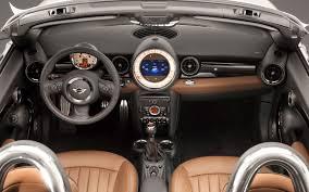 MINI Cooper Roadster interior gallery. MoiBibiki #15
