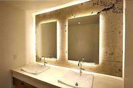 bathroom vanity mirror lights. Vanity Mirror Led Lights 8 Reasons Why You Should Have A In Your Bathroom