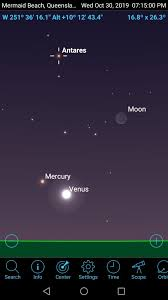 October 2019 Where To Look For The Planets