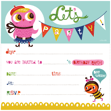 Online Printable Birthday Party Invitations 017 Birthday Invite Template Word Free Ideas Top Invitation