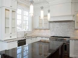 White Kitchen Cabinets With Dark Gray Granite Countertops Hd Ideas