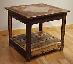 barn board furniture plans. Reclaimed Barn Wood Rustic Barnwood Mosaic End By MistyMtnFurn Board Furniture Plans P