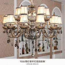 top 10 chandelier crystal living room lamp french chandelier crystal light modern simple atmosphere bedroom restaurant