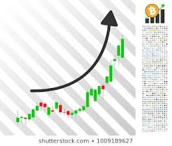 Siacoin Candlestick Chart Crypto Candles Stock Vectors Images Vector Art Shutterstock