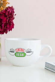 There are 12809 friends coffee cup for sale on etsy, and they cost 17,16 $ on average. Friends The Tv Series Central Perk Soup Mug Francesca S
