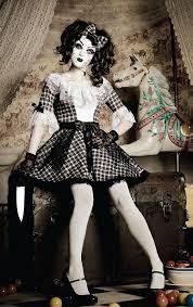 pretty creepy porcelain doll costume from leg avenue creepy doll costume broken doll costume