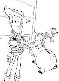 Disegni Da Colorare Di Toy Story