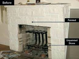 removing stone fireplace removing stone fireplace co removing faux stone fireplace