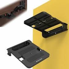 fold adjustable tv box rack bracket