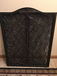 southern living wellesley fireplace screen ideas