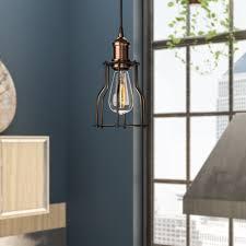 Damp Rated Pendant Lights Details About Williston Forge Cabezas Mini Pendant