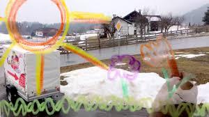 Bastelanleitung Fenster Bemalen Mit Paint Sticks Biocromix