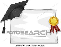 stock illustrations of graduation diploma k search  stock illustration graduation diploma search clipart illustration posters drawings and