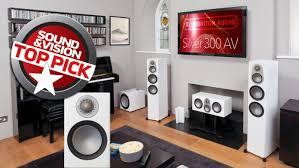 Новости: <b>Комплект</b> акустики 5.1 <b>Monitor</b> Audio Silver 300 AV ...