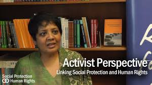 Activist Perspective: Linking Social Protection and Human Rights - Social  Protection and Human Rights