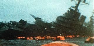 Resultado de imagen para hundimiento del Crucero ARA General Belgrano