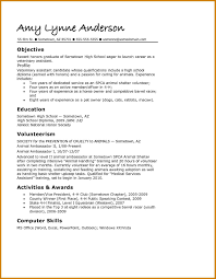 Graduate School Resume Template Microsoft Word High School Student Resume Template Word High School Resume