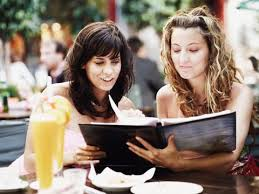 Investigate the menu