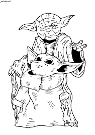Baby yoda for 3d print, download it now! Baby Yoda Yoda Star Wars Movies Adult Coloring Pages
