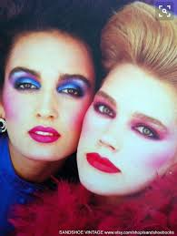 1980s eye makeup photo 1