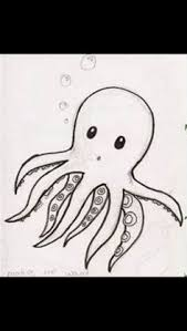 Small Picture Molusquito pulpo octopus sea cute nice lovely sketch