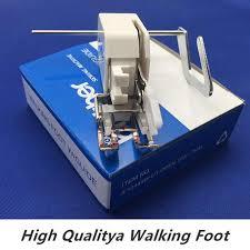 Open Toe Walking Foot Even Feed Feet F033n F033 Xc2214002 Sewing Machine Parts Presser Foot Sewing Accessories Original Aa7103