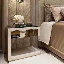 contemporary bedside furniture. High End Contemporary Italian Designer Bedside Table Furniture Juliettes Interiors