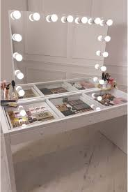 lighting for vanity makeup table. Hollywood Vanity Mirror With Lights, Makeup Lights Ikea, Lighted Mirror, #Hollywood #Lights # Lighting For Table G