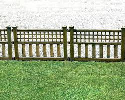 decorative wire garden fence. Decorative Wire Fence Fencing Garden  Image Of Installation For I