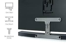 samsung mounting kit wall mounting kit sound soundbar seamless mount compatible television home intended for wall samsung mounting kit