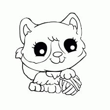 Kinderen Leuk Voor Kids Katten Kleurplaten Kleurplaat Schattige 55
