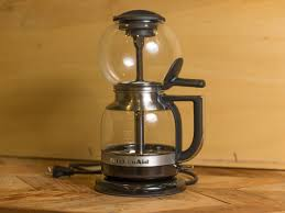 Kitchenaid Coffee Maker Clean Light Stays On Kitchenaid Siphon Brewer Review Seductively Strong Rich