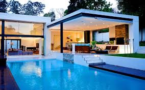 pool house. Modern Prefab Pool House Design A