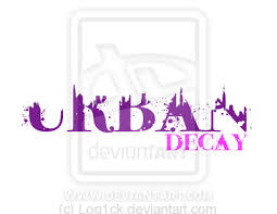 urban decay logo vector. zoom link urban decay logo vector