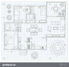 Sketch House Plans New How To Draw House Plans On Graph Paper Lovely