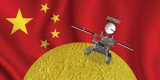 中国 が 無人 探査 機 着陸 を 目指し て いる の は