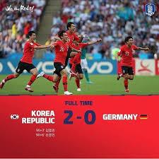 Bildergebnis für 한국축구 독일을 이기다