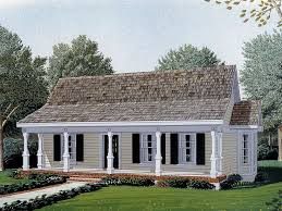 small country house plans. Elevation Of Cottage Country House Plan 90323 Small Plans .