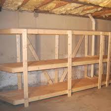 basement shelves basement shelving how to build sy basement