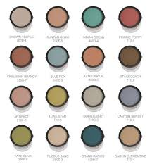 Western Stucco Color Chart Interior Trends Adobe House House Color Schemes