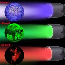 Hog Light Pin On Hunting Flashlight